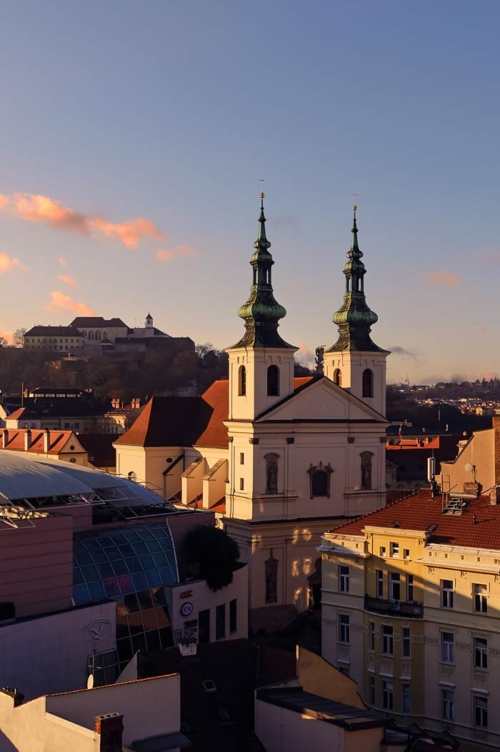 Brno, Centrum